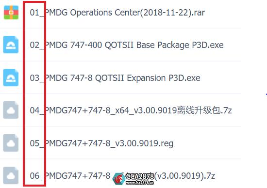Pmdg Operations Center