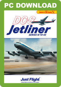 Just Flight - DC-8 v2.06