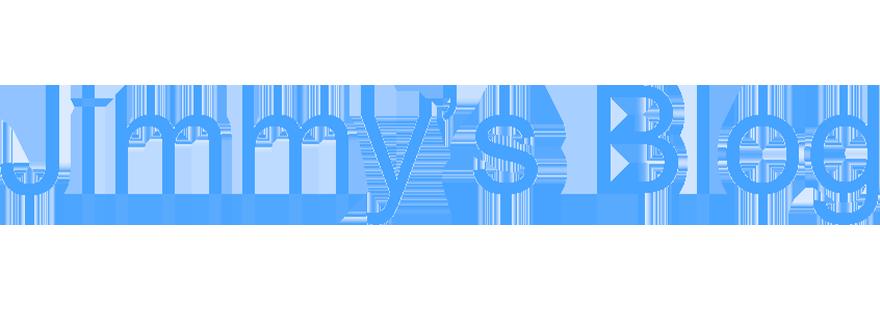 Jimmy's Blog